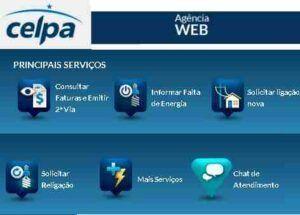 Portal do cliente Celpa
