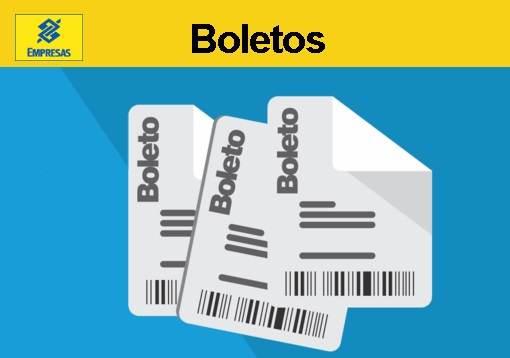 boleto banco brasil