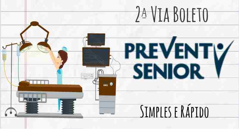 prevent senior boleto