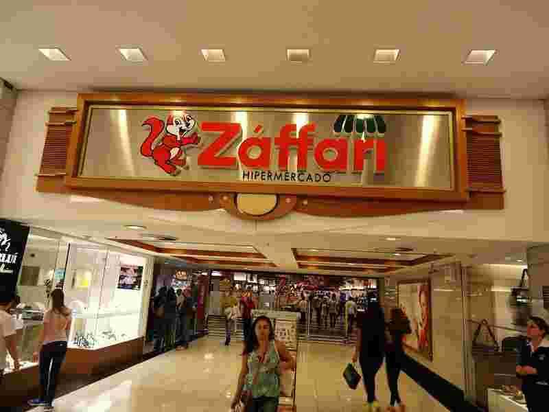 Emitindo Fatura Zaffari