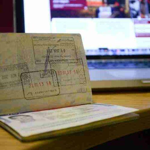 agendando passaporte