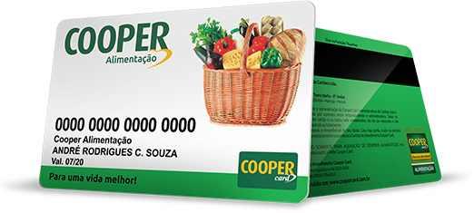 cooper cartão saldo