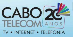 histórico faturas cabo telecom