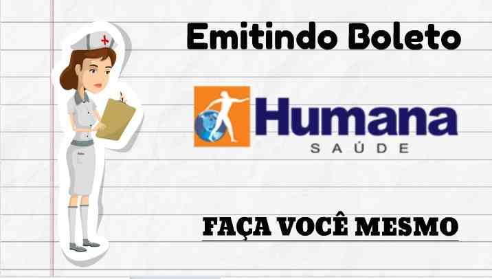 humana saúde boleto